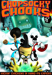 Chop Socky Whoops Cartoons Picture