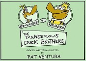 The Dangerous Duck Brothers Cartoon Picture