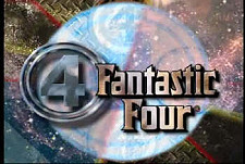 Fantastic Four (1994) Episode Guide Logo
