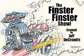 The Finster Finster Show! Cartoon Picture