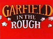 Garfield In The Rough The Cartoon Pictures