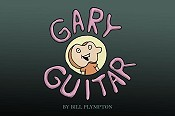 Gary Guitar Cartoon Picture
