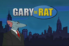 Gary the Rat Episode Guide Logo
