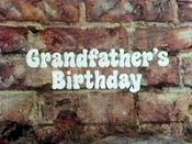 Grandfather's Birthday Cartoon Funny Pictures