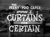 Curtains For Certain Pictures Of Cartoon Characters