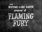 Flaming Fury Picture Of Cartoon
