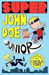 Super John Doe Junior Cartoon Picture