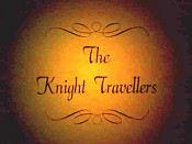 The Knight Travellers Cartoon Character Picture