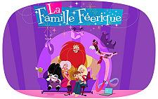 La Famille F�erique  Logo