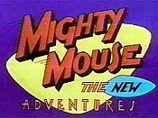 The Bride Of Mighty Mouse Cartoons Picture