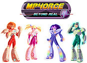 MP4ORCE: Beyond Real Episode Guide Logo
