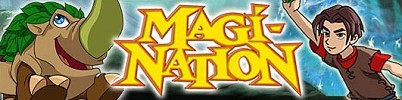 Magi-Nation Episode Guide Logo