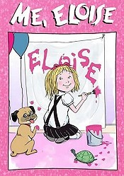 Me, Eloise #1 The Cartoon Pictures