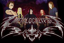 Metalocalypse Episode Guide Logo