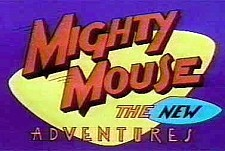 Mighty Mouse: The New Adventures Episode Guide Logo