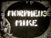 Morpheus Mike Cartoon Picture
