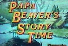 Papa Beaver's Story Time Episode Guide Logo
