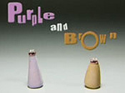 Brown Or Purple The Cartoon Pictures