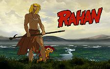 Rahan  Logo