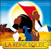 La Reine Soleil (The Princess of the Sun) Picture Of Cartoon