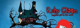 Ruby Gloom Episode Guide Logo