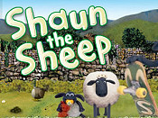 Sheep On The Loose Free Cartoon Picture