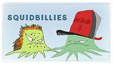 Squidbillies Episode Guide Logo