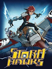 The Storm Hawks Seven The Cartoon Pictures