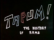 Tapum! La Storia Delle Armi (Tapum! Weapons History) Picture Into Cartoon