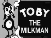 Toby The Milkman Cartoon Picture