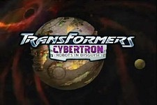 Transformers: Cybertron Episode Guide Logo