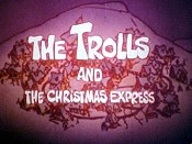 The Trolls And The Christmas Express Picture To Cartoon