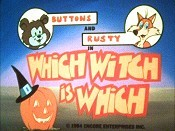 Which Witch is Which Cartoon Character Picture
