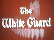 The White Guard Cartoon Picture