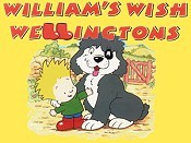Shrinking William Picture Of Cartoon