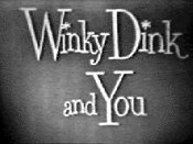 Winky Dink And You (Series) The Cartoon Pictures