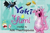 Yaki & Yumi Cartoon Funny Pictures