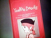 Yankee Doodle Free Cartoon Picture