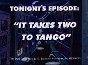It Takes Two To Tango Cartoon Pictures