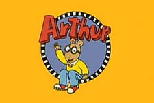 Arthur (Cookie Jar)