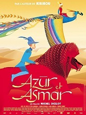 Azur et Asmar Cartoon Picture