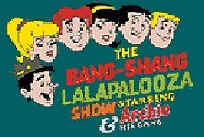 The Bang-Shang Lalapalooza Show  Logo