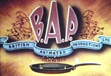 British Animated Productions Studio Logo