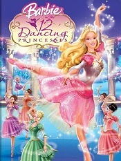 12 Dancing Princesses Cartoon Picture