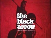 The Black Arrow Cartoon Picture