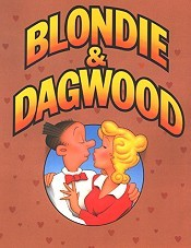 Blondie And Dagwood The Cartoon Pictures