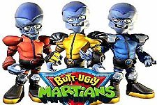 Butt-Ugly Martians Episode Guide Logo