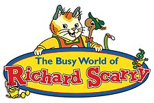 The Busy World of Richard Scarry Episode Guide Logo