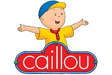 Caillou Episode Guide Logo