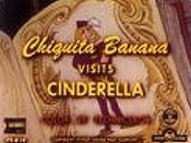 Chiquita Banana Visits Cinderella Cartoon Picture